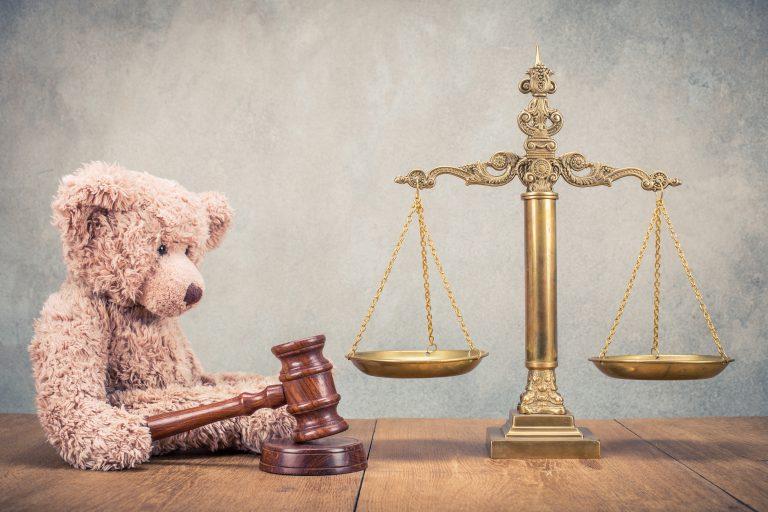 enfant et justice